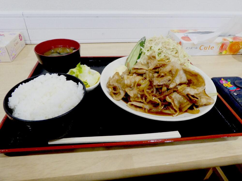いわき市 小名浜 おすすめグルメ・ランチ 焼肉定食 「食 堂 豊」人気店!