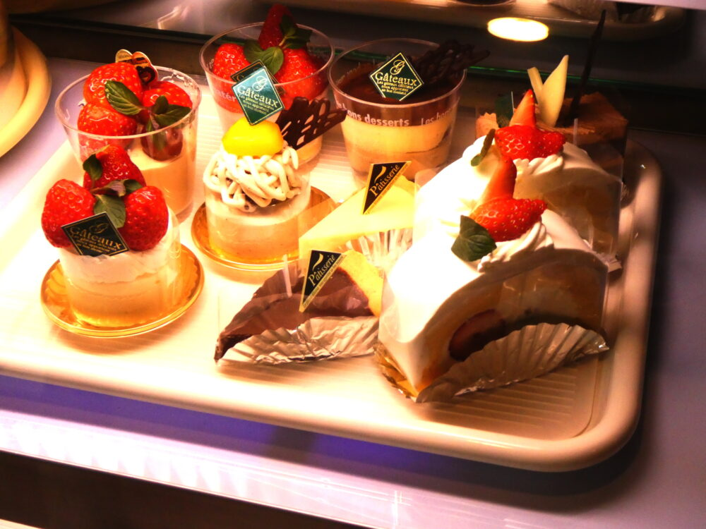 いわき市 おすすめグルメ・ランチセット 西洋厨房「ぷらたなす」 ケーキデザートが豊富!