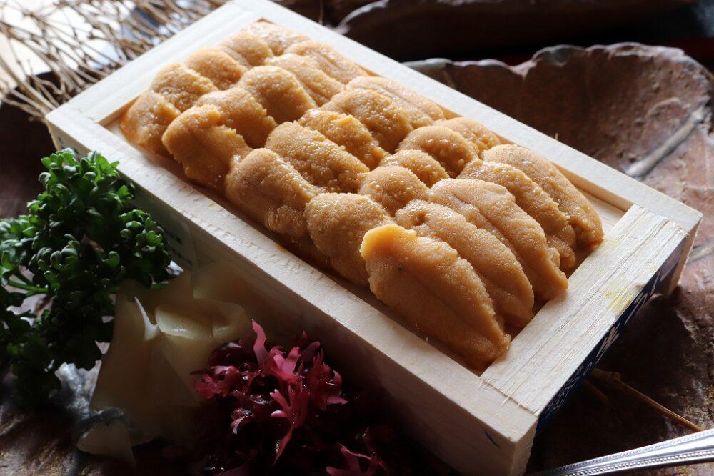 いわき市 おすすめグルメ・ランチ 四倉「和」 生うに丼 海鮮丼