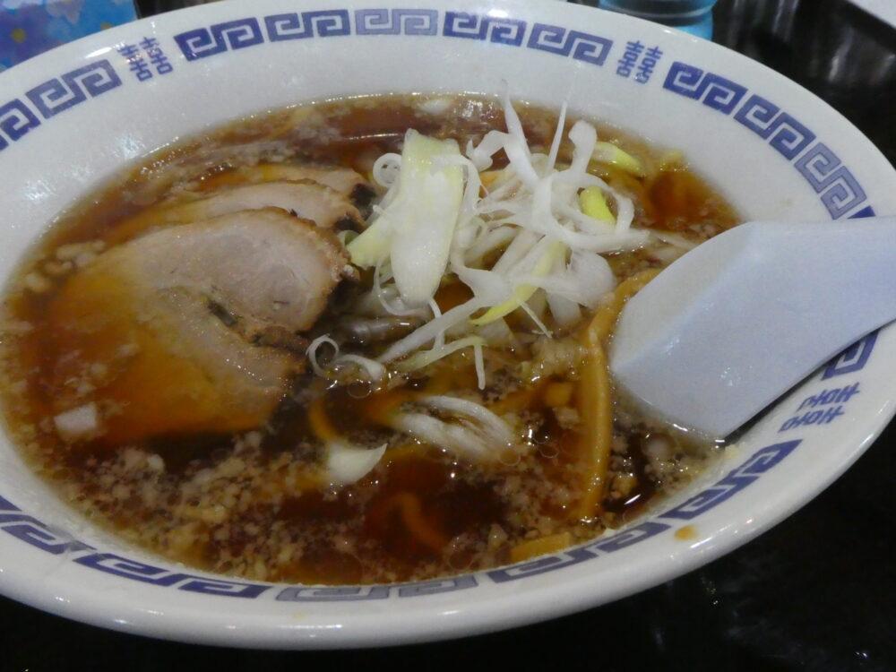いわき市 おすすめグルメ・ランチ 三和町「会津とらや」おすすめラーメン!