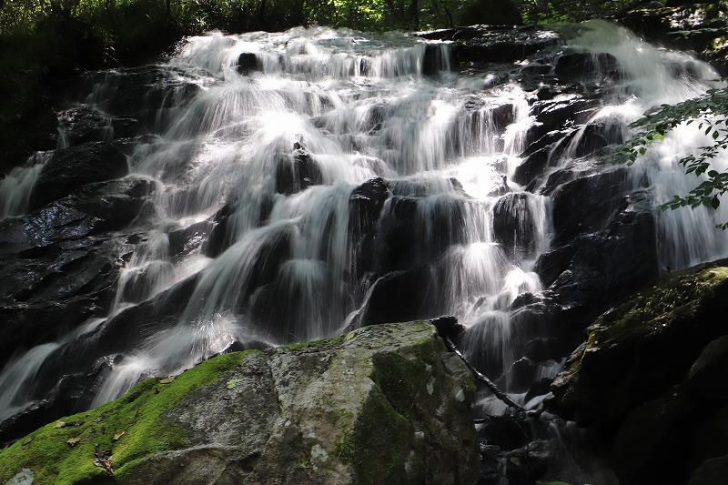 福島県 鮫川村「江竜田の滝」おすすめ滝