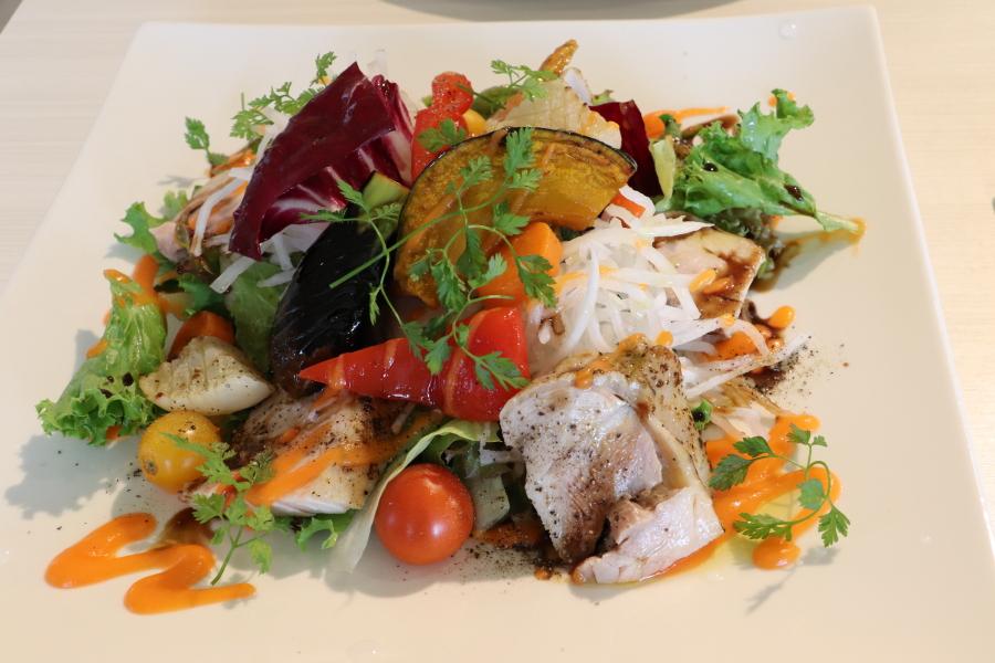 いわき市平 「Taro's  cafe」ワンプレートランチが美味しいお店!