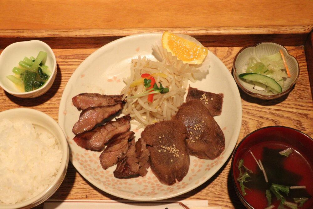 いわき市平下荒川 おすすめ牛タンの店「KOYAMA」ランチ・ディナー!