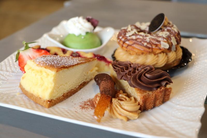 いわき市おすすめグルメ・ランチ・スィーツ「リュー・ドゥー・サクラ」デザートも充実!