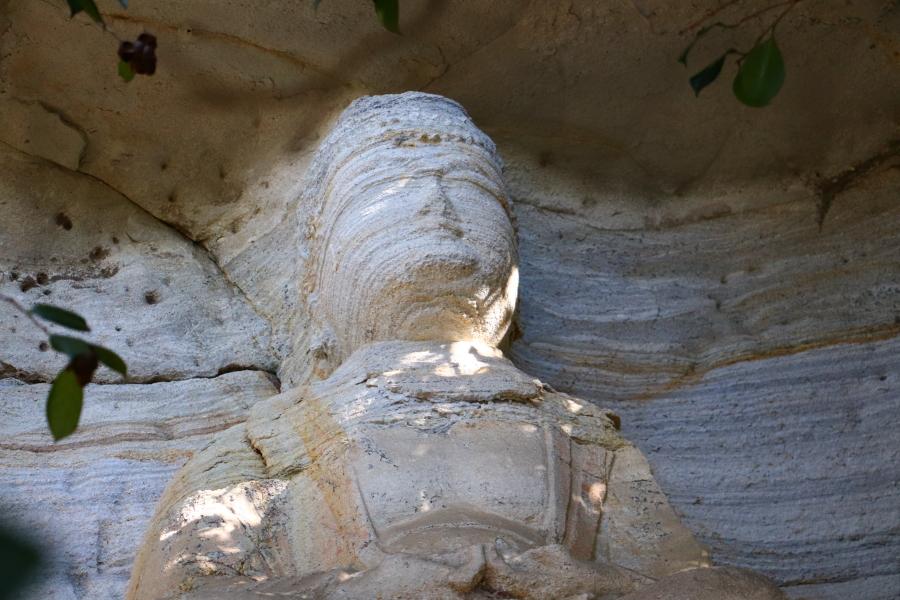 皆さん「摩崖仏」ってご存じですか?いわき市住吉 遍照院住吉山「摩崖仏」と今は見れない鹿島久保の「摩崖仏」
