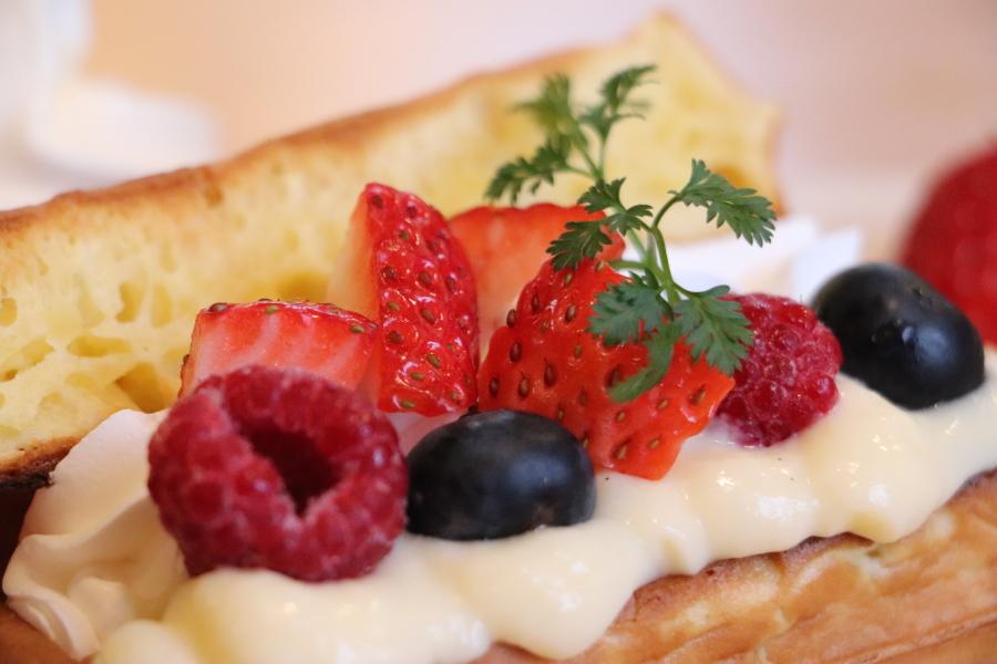 いわき市おすすめグルメ・ランチ 「カフェレストラン Joy ジョイ植田店」 ストロベリー・フェア この時期ならではのイチゴを使った美味しいスイーツ!