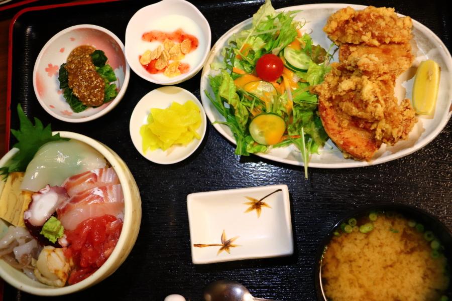 いわき市おすすめ 美味しいグルメ・ランチ 季節料理と旬の魚「けん家」