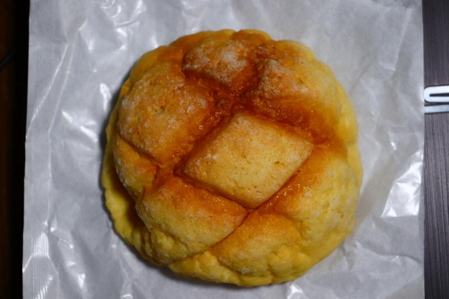 いわき市 行列のできる「メロンパン」 錦町(小川屋) 湯本町(温菓子屋)