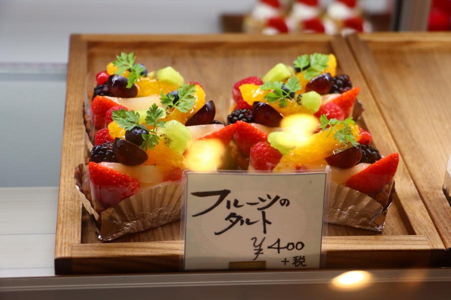 いわき市植田町 パティスリー「プルニエ」久しぶりに美味しいケーキを・・・