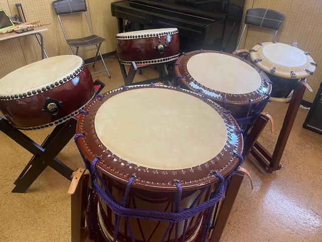 いわき市発わらしべ長者 第10弾 和太鼓を演奏されているファミリー「KANAウル」!