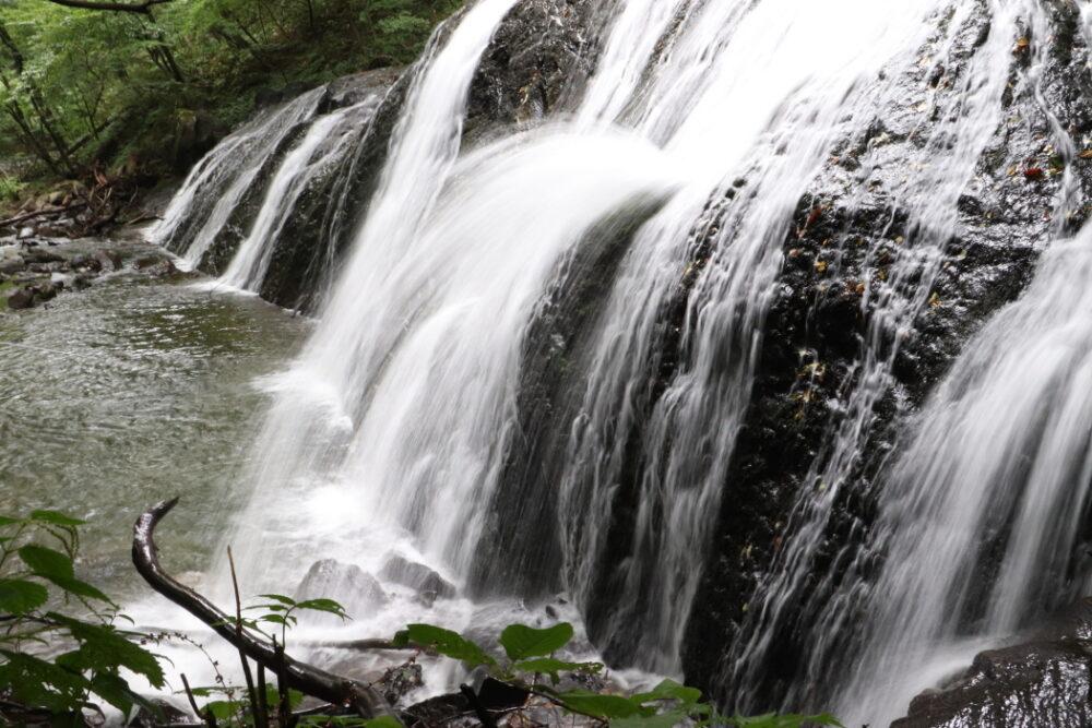 福島県白河市「大信不動滝」「アウシュヴィッツ平和博物館」「小峰城」「白河関跡」ざっと駆け足で見てきました。