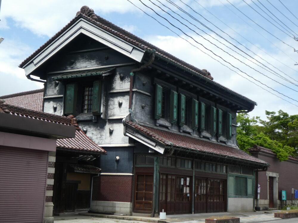福島県喜多方市 蔵に魅せられて「蔵の街」おたづき蔵通り ふれあい通りを歩いてきました