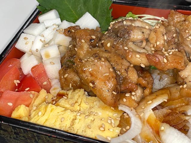 いわき市草木台「創作料理 ひざし」おすすめグルメ・ランチ  玉手箱が美味しかった!