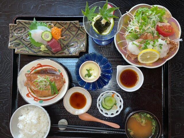 いわき市湯本町 「めし旬彩 福たろう」おすすめグルメ・ランチ 今人気のグルメスポットです!
